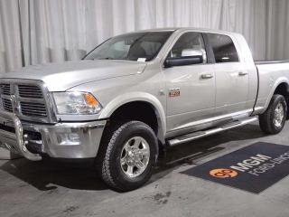 Used 2011 Dodge Ram 2500 Laramie 4x4 Mega Cab 160.5 in. WB for sale in Red Deer, AB