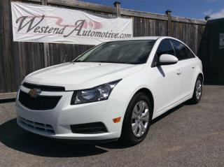 Used 2013 Chevrolet Cruze LT Turbo for sale in Stittsville, ON