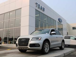 Used 2014 Audi Q5 Q5, 2.0T Quattro Progressiv, Leather, Nav, Roof for sale in Edmonton, AB
