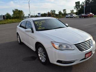 Used 2011 Chrysler 200 Touring 4dr Sedan for sale in Brantford, ON