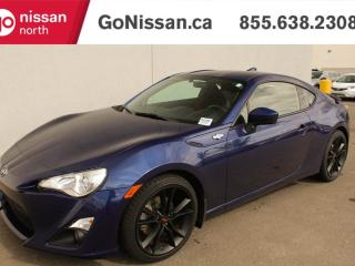 Used 2016 Scion FR-S Navigation for sale in Edmonton, AB