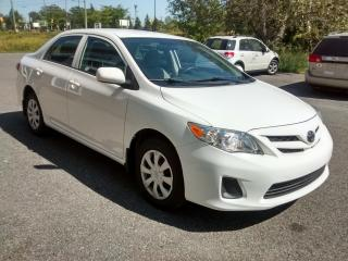 Used 2012 Toyota Corolla CE AUTOMATIC for sale in Stittsville, ON