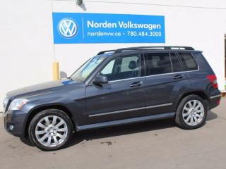 Used 2010 Mercedes-Benz GLK-Class GLK350 4MATIC for sale in Edmonton, AB