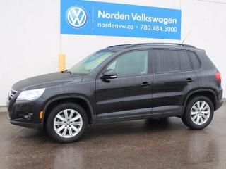 Used 2009 Volkswagen Tiguan 2.0T Comfortline 4dr All-wheel Drive 4MOTION for sale in Edmonton, AB