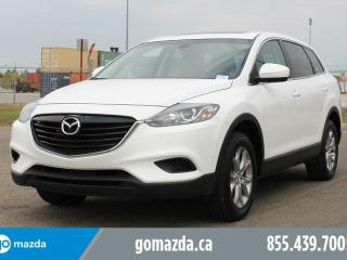 Used 2015 Mazda CX-9 GS for sale in Edmonton, AB