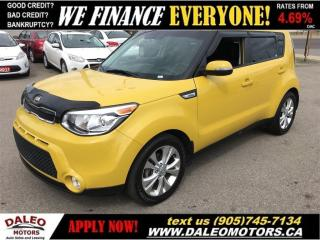 Used 2015 Kia Soul EX+ for sale in Hamilton, ON