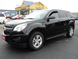 Used 2015 Chevrolet Equinox LS for sale in Brantford, ON