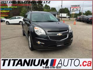 Used 2011 Chevrolet Equinox 2LT+Camera+Sunroof+Heated Leather+Remote Starter++ for sale in London, ON