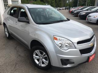 Used 2011 Chevrolet Equinox LS/AUTO/ALLOYS/FWD/2-TONE CLOTH/DRIVES LIKE NEW for sale in Scarborough, ON