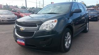 Used 2011 Chevrolet Equinox LS, ACCIDENT FREE, 2.4L, 109K for sale in North York, ON