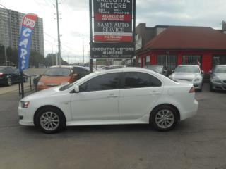 Used 2010 Mitsubishi Lancer LOADED for sale in Scarborough, ON