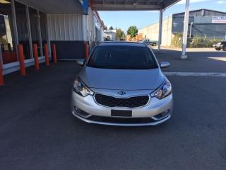 Used 2015 Kia Forte SX for sale in Surrey, BC
