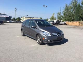 Used 2011 Mercedes-Benz B 200 TURBO for sale in Surrey, BC