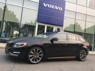 Used 2015 Volvo V60 T6 AWD BLIS/CLIMATE/ABL/19 BOR for sale in Surrey, BC