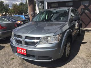 Used 2010 Dodge Journey SE Low millage for sale in Scarborough, ON