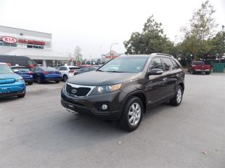 Used 2012 Kia Sorento LX (A6) for sale in West Kelowna, BC