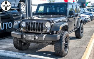 Used 2016 Jeep Wrangler Unlimited Rubicon for sale in Surrey, BC