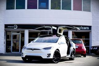 Used 2016 Tesla Model X - for sale in Burnaby, BC