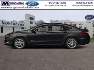 New 2018 Ford Fusion Energi SE  - Sunroof - Navigation for sale in Kincardine, ON