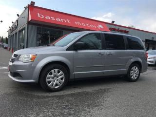 Used 2016 Dodge Grand Caravan Thousands in Cash Back, O.A.C. for sale in Surrey, BC