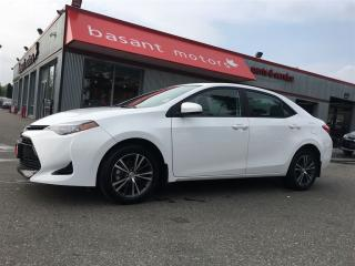 Used 2017 Toyota Corolla Sunroof, Heated Seats, Like New!! for sale in Surrey, BC