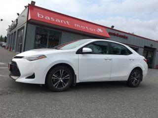 Used 2017 Toyota Corolla On the spot Approval! for sale in Surrey, BC