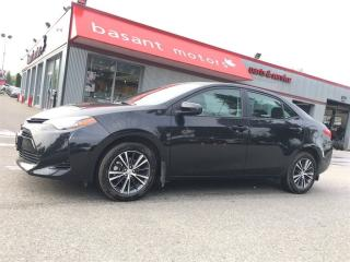 Used 2017 Toyota Corolla Alloy Wheels, Sunroof, Lane Departure Warning!! for sale in Surrey, BC