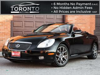 Used 2003 Lexus SC 430 ***SOLD***Navigation+Parking aid+Bose Sound+ for sale in North York, ON