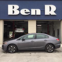 Used 2014 Honda Civic EX for sale in Steinbach, MB