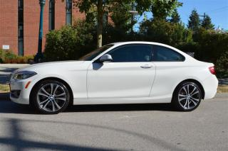Used 2014 BMW 228i Coupe for sale in Vancouver, BC