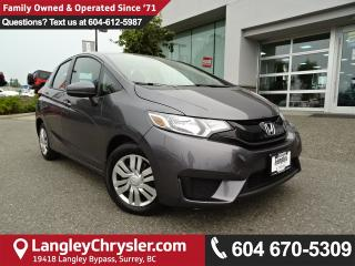 Used 2017 Honda Fit LX *ACCIDENT FREE*ONE OWNER*LOCAL BC CAR* for sale in Surrey, BC