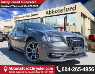 Used 2017 Chrysler 300 S ACCIDENT FREE! for sale in Abbotsford, BC