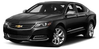 New 2018 Chevrolet Impala 2LZ for sale in Bolton, ON