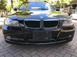Used 2008 BMW 328 AWD, LOCAL, NO ACCIDENT, PANORAMIC SUN ROOF for sale in Vancouver, BC