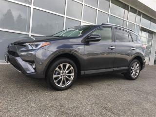 Used 2016 Toyota RAV4 LIMITED  for sale in Surrey, BC