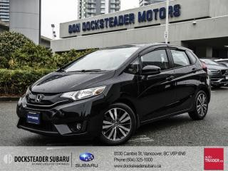 Used 2015 Honda Fit EX CVT for sale in Vancouver, BC