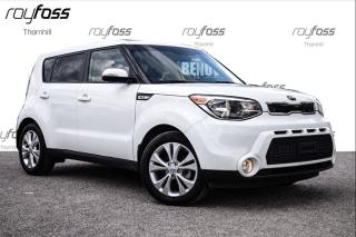 Used 2016 Kia Soul Urban Titanium for sale in Thornhill, ON