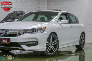 Used 2017 Honda Accord Sport for sale in Oakville, ON