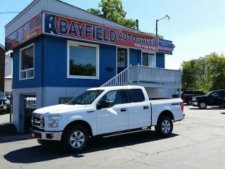 Used 2015 Ford F-150 XLT Supercrew 4x4 **5.0L V8** for sale in Barrie, ON