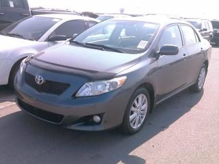Used 2010 Toyota Corolla LE for sale in Waterloo, ON