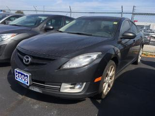 Used 2009 Mazda MAZDA6 GT for sale in Burlington, ON