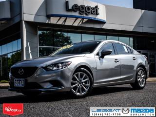 Used 2014 Mazda MAZDA6 MANUAL SUN ROOF for sale in Burlington, ON