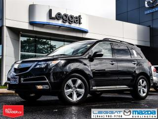 Used 2011 Acura MDX Tech pkg for sale in Burlington, ON