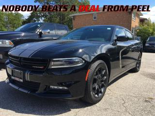 Used 2016 Dodge Charger SXT**MATTE BLACK WHEELS**NAV**ROOF**HEAT SEATS** for sale in Mississauga, ON