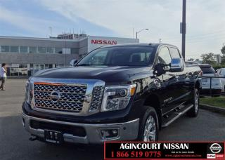 Used 2016 Nissan Titan XD SL  Leather Navigation Non Rental  for sale in Scarborough, ON