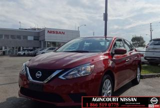Used 2017 Nissan Sentra 1.8 SV |Moonroof|Heated Seats|Camera| for sale in Scarborough, ON