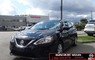 Used 2017 Nissan Sentra 1.8 SV |Moonroof|Push Button Start| for sale in Scarborough, ON