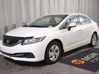 Used 2013 Honda Civic LX for sale in Red Deer, AB