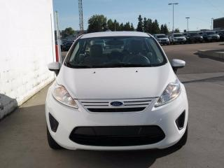 Used 2012 Ford Fiesta S for sale in Edmonton, AB