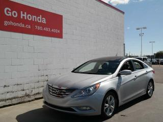 Used 2012 Hyundai Sonata LIMITED for sale in Edmonton, AB